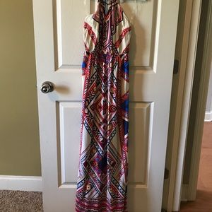 NWT Flying Tomato Maxi Dress size small